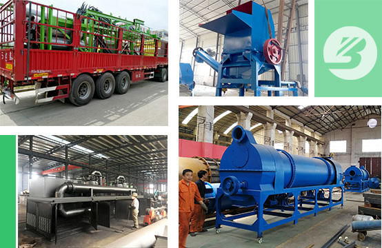 Beston Waste Recycling Plants for Sale in the World