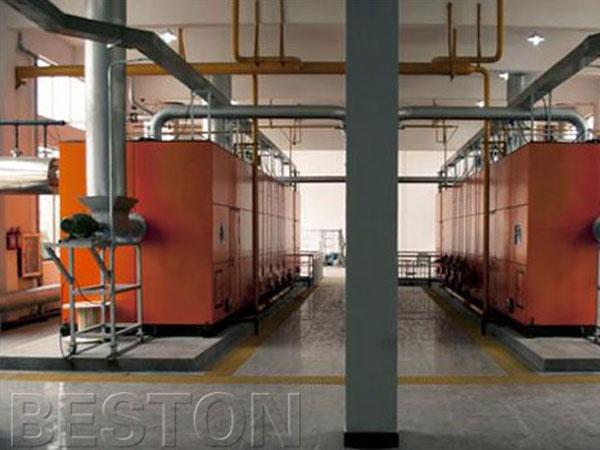 Beston palm kernel shell carbonization plant in Australia