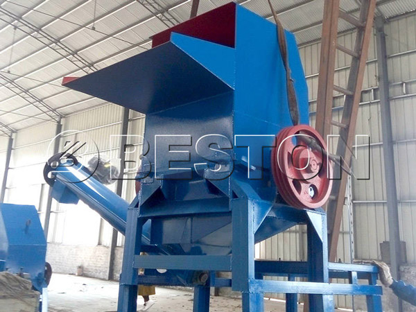 beston plastic granule machine to trinidad and tobago