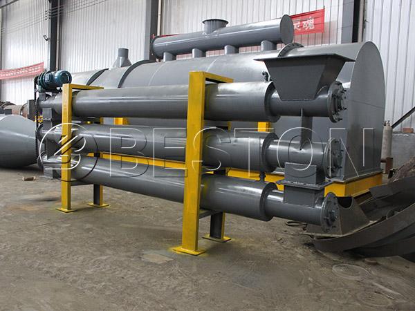 charcoal production equipment