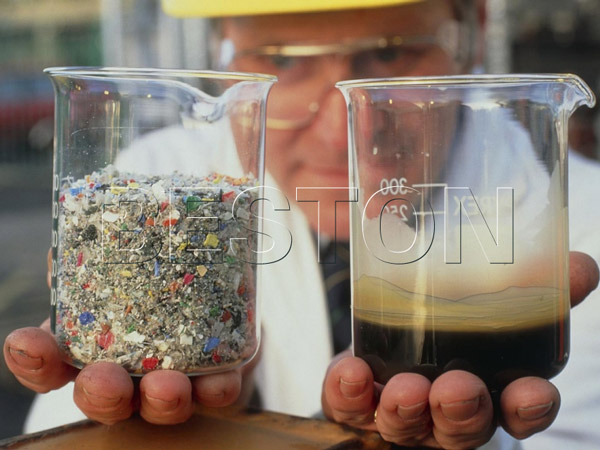 reasonable plastic pyrolysis plant cost