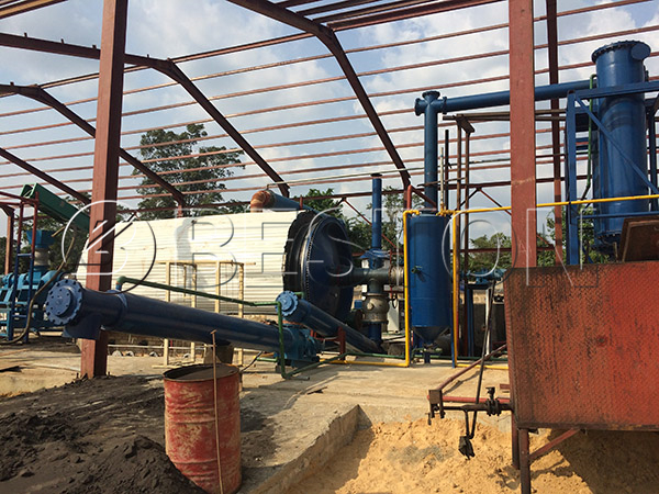 low waste plastic recycling plant cost