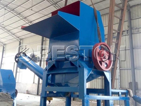 beston plastic granules machine to trinidad and tobago