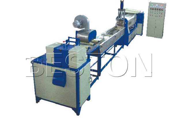 plastic bags recycling plant