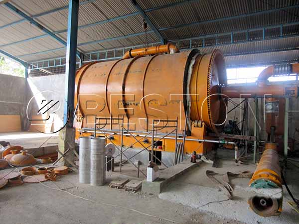 Waste Tyre Recycling Plant Price