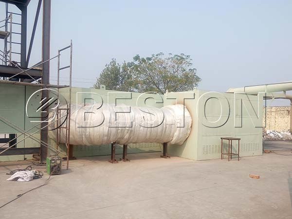 Continuous Waste Plastic Recycling Plant