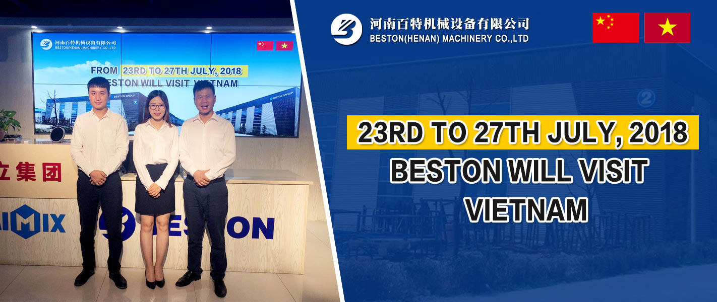 Beston Visit Vietnam