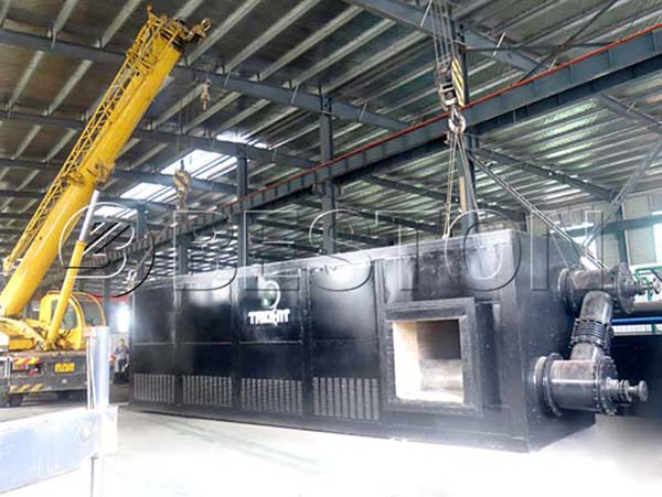 Waste Tyre Pyrolysis Plant In South Africa