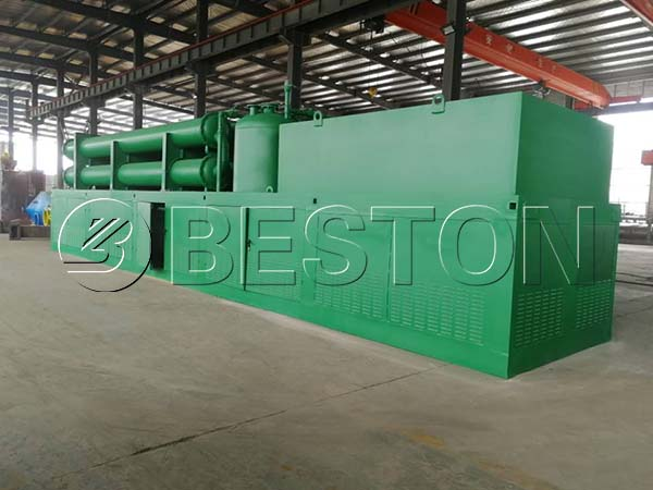 Waste Tyre Recycling Plant | Scrap Tire Recycling Equipment