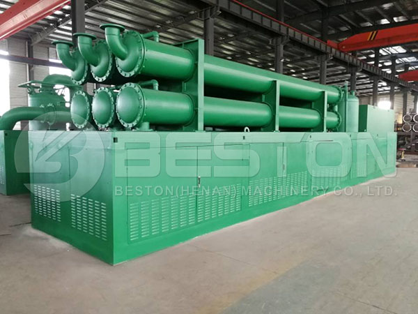 Pyrolysis Plant in the Philippines