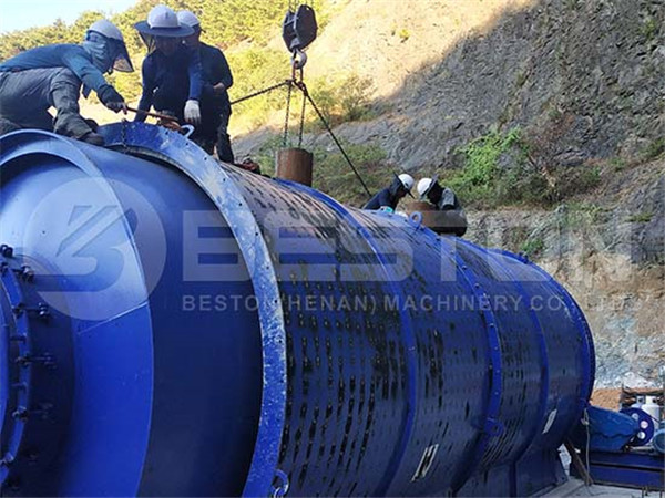 Tyre Pyrolysis Plant Manufacturers - Beston