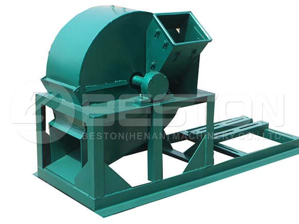 Crusher for Bamboo Charcoal Making