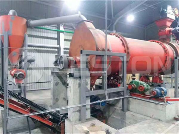 Biochar Machine in Ukraine
