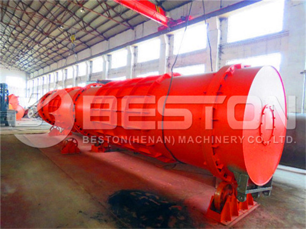 Biomass Pyrolysis Machine